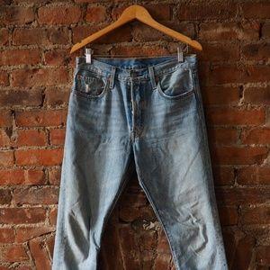 Levi's Premium 501 Skinny Jeans